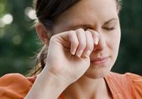 Причины сильной слезоточивости глаз?