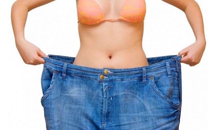 С помощью препаратов, стимулирующих ощущение насыщения, можно уменьшить массу тела. Однако делать это следует постепенно