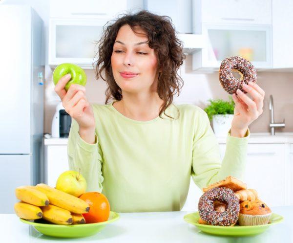 В овощах и фруктах содержится пектин.