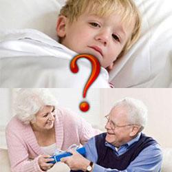 глюкометр для пожилых
