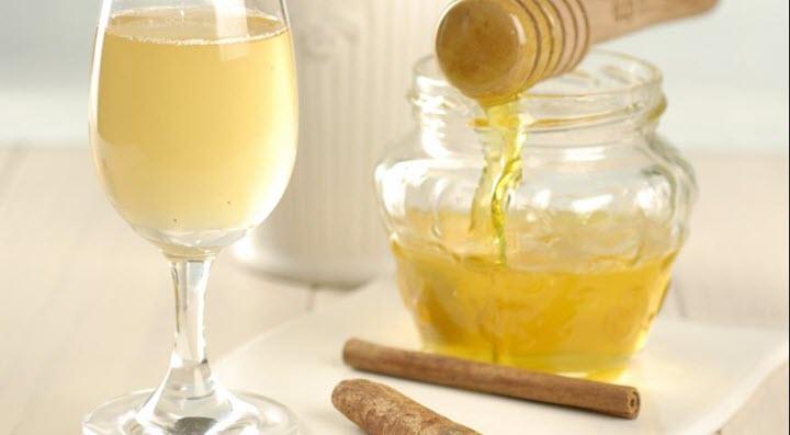 Медово-коричный чай