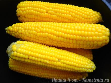 Приготовление рецепта Вареная кукуруза шаг 4