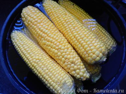 Приготовление рецепта Вареная кукуруза шаг 3