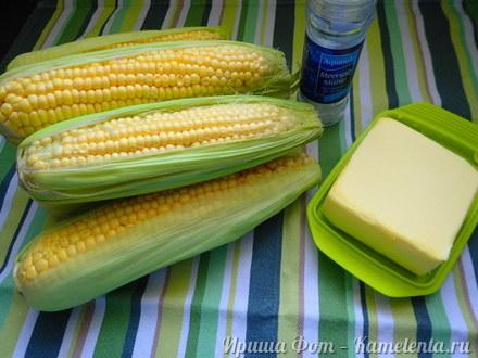 Приготовление рецепта Вареная кукуруза шаг 1