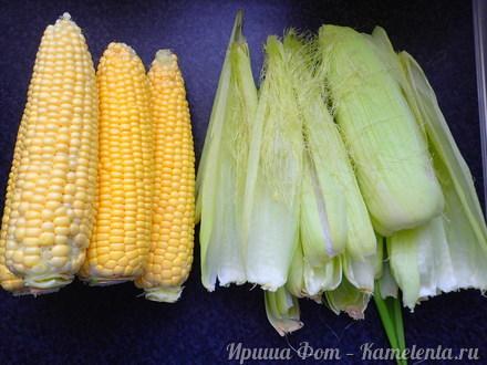 Приготовление рецепта Вареная кукуруза шаг 2