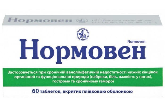 Заменить Диофлан можно препаратом Нормовен