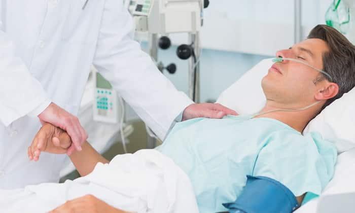Запрещено начинать лечение данным препаратом при коме