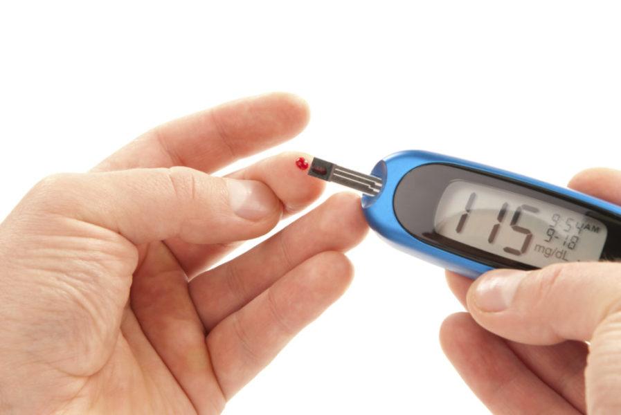 Определение уровня сахара в крови