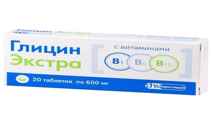 Аналог препарата Глицин