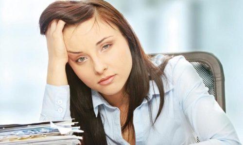 В некоторых случаях у больного могут появиться недомогание и общая слабость