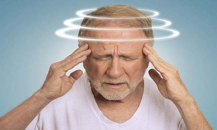 Препарат может вызывать головокружение