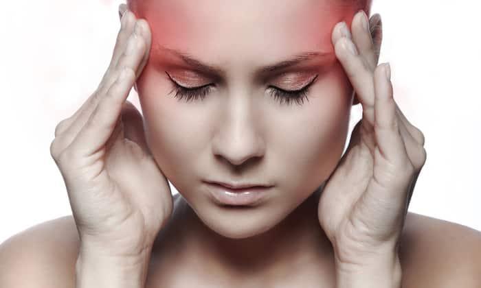 Препарат может вызывать появление головной боли