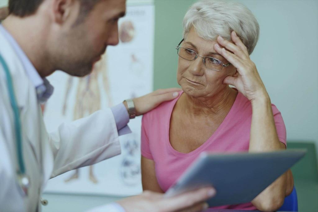 Лечение сахарного диабета у пожилых людей