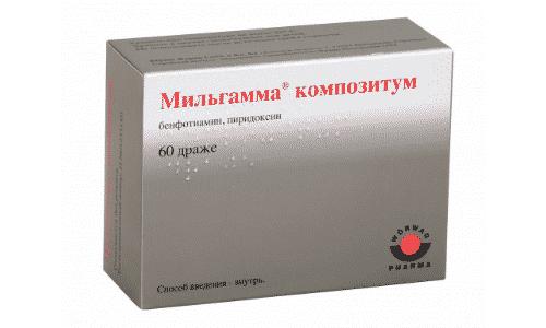 Мильгамма - препарат, обогащенный витаминами группы B