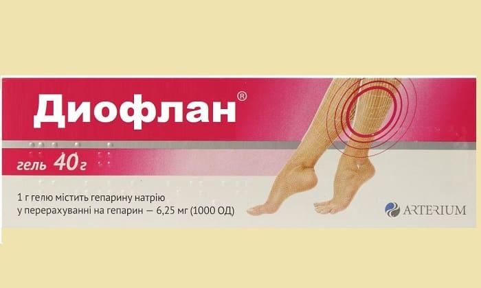 Диофлан способствует уменьшению проницаемости капилляров и повышению их резистентности