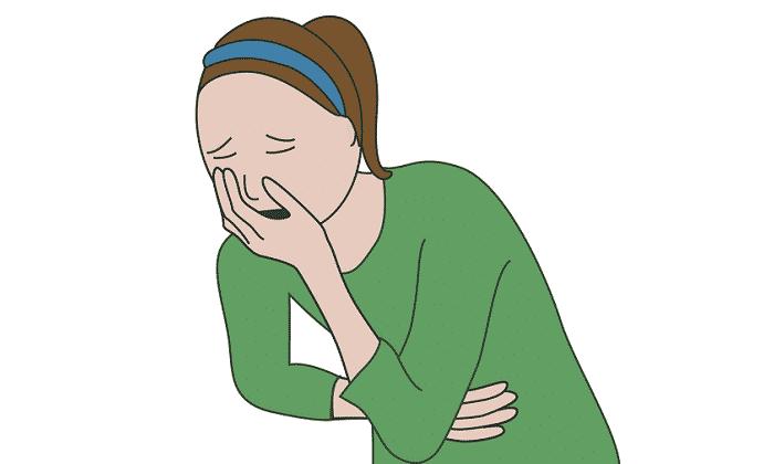 Тошнота, рвотные позывы - побочное действие препарата Сиофор
