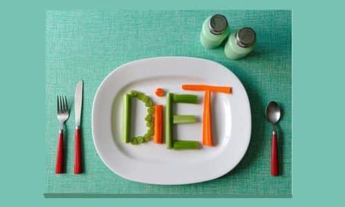 Прием медикамента сопровождается диетой