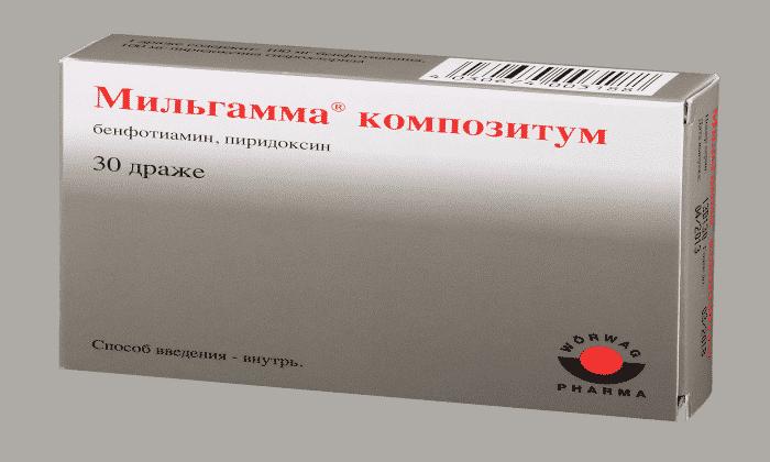 Аналог препарата Мильгамма