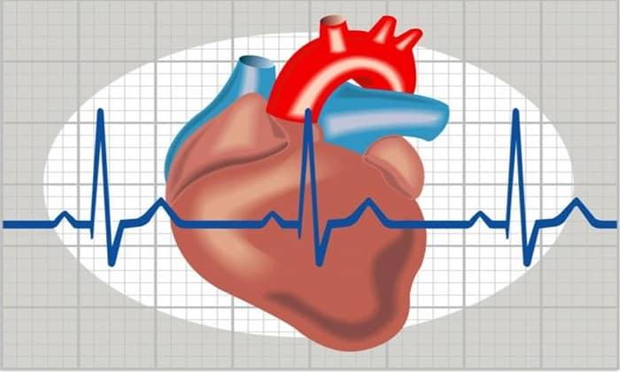 Побочным действием препарата является сердцебиение