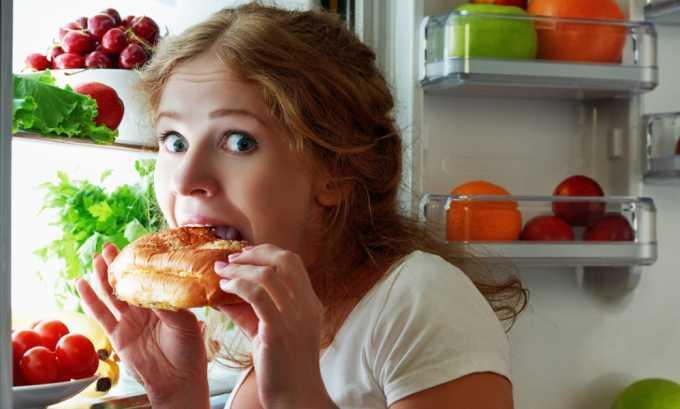 Имбирь содержит вещества, которые позволяют усилить аппетит