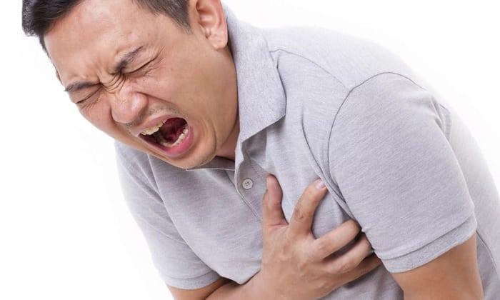 Лечение средством не может проводиться тогда, когда у больного инфаркт миокарда