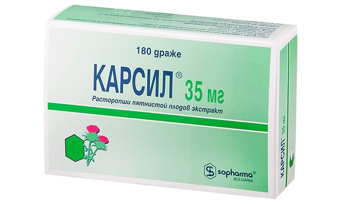 В списке гепатопротекторов с идентичным действием присутствуют и другие препараты, не включающие в свой состав фосфолипиды