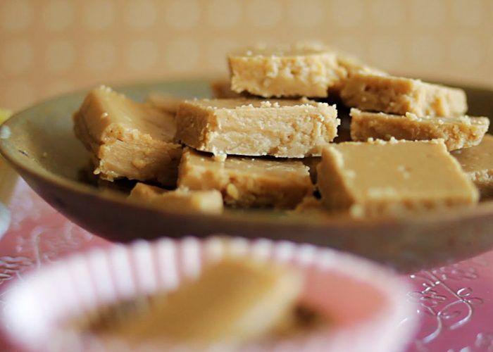 Конфеты из вареного сахара