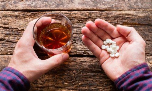 Препарат запрещен к применению вместе со спиртосодержащими напитками