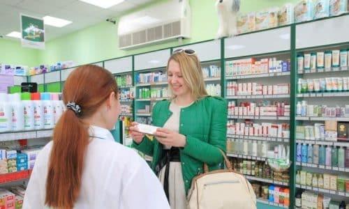 Медикаментозное средство имеет безрецептурный отпуск