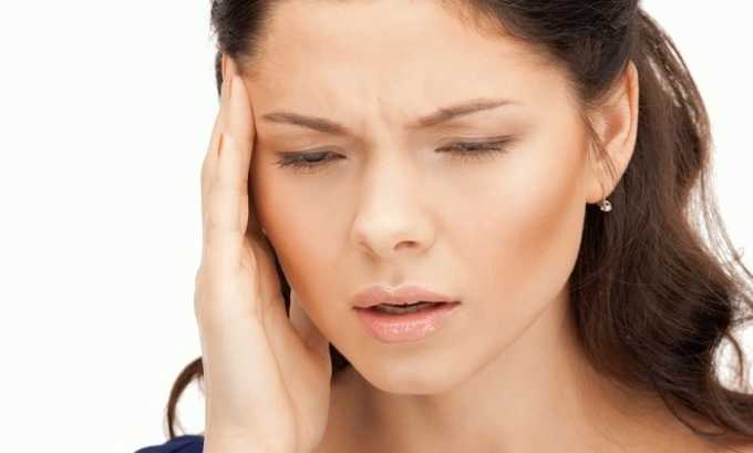 Аторвастатин-Тева может вызвать головную боль