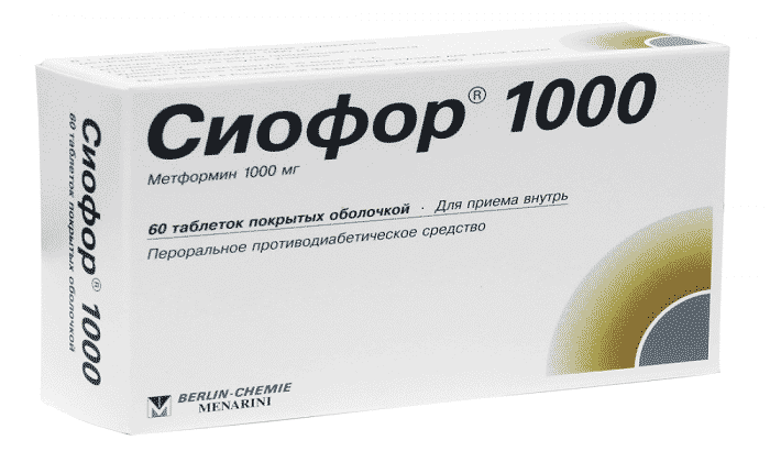 Препарат Глиформин можно заменить аналогичным под названием Сиофор