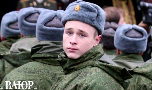 Группв солдат