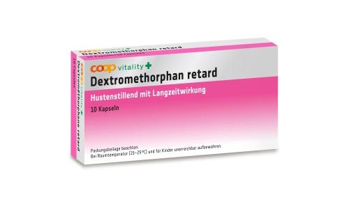 Препарат не влияет на изменения уровня Декстрометорфана в организме