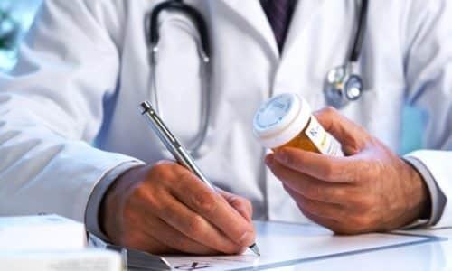 Препарат рекомендуется к назначению только при наличии показаний