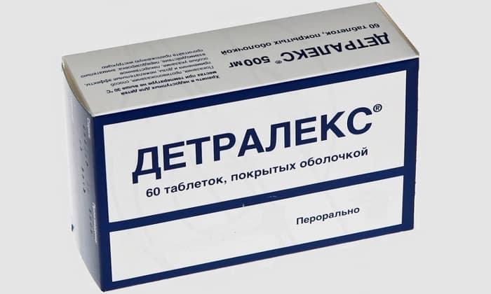 Вместо Диофлана можно использовать Детралекс - средство перорального применения для лечения нарушений кровообращения