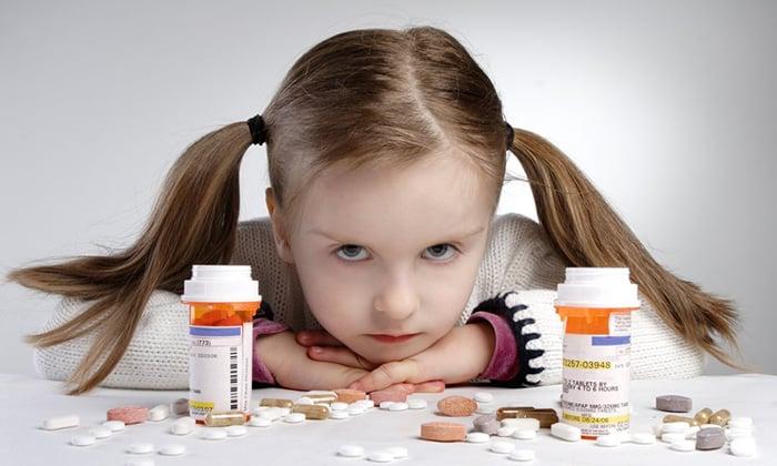 Применение у детей разрешено с 10 лет только после подтверждения сахарного диабета 2 типа