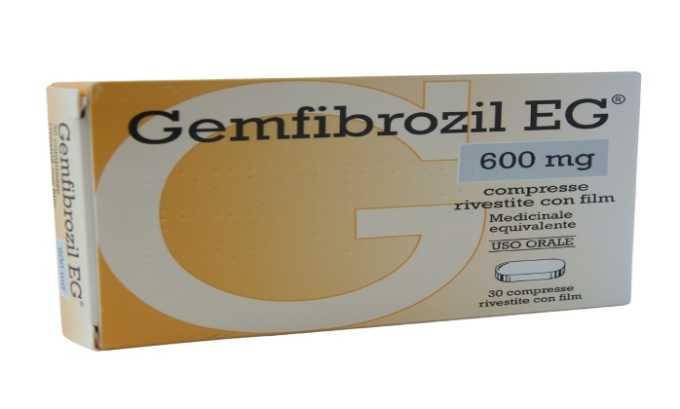 Гемфиброзил и прочие медикаменты, снижающие концентрацию липидов, повышают концентрацию Мертенила в 2 раза