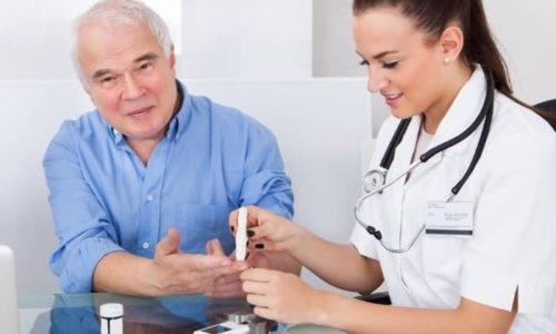 Диабетикам обязательно нужно соблюдать указания врача