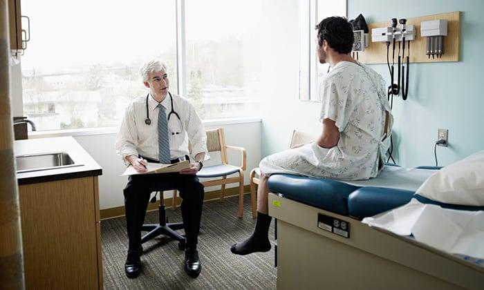 Во время лечения необходимо наблюдаться у врача и регулярно проходить медицинские обследования