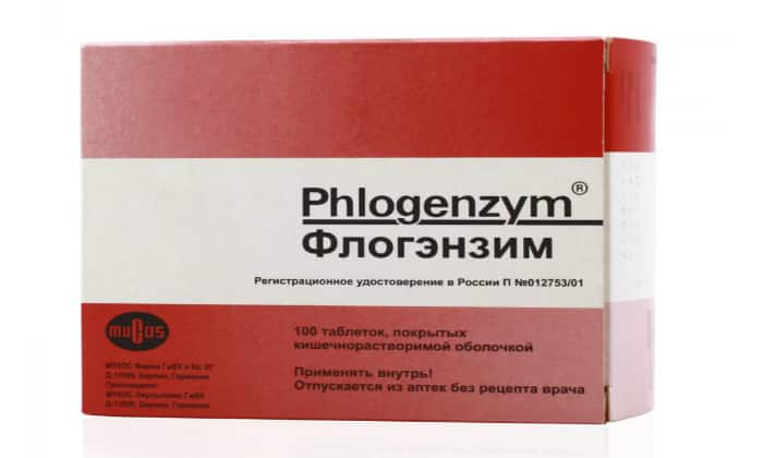 Флогэнзим - аналог Вобэнзима.