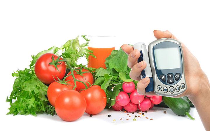 Правильное питание при диабете