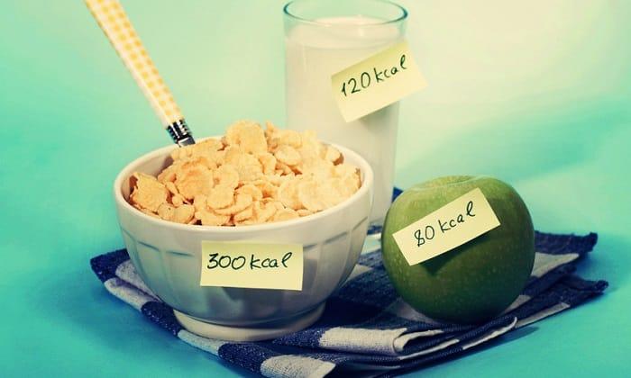 Препарат не принимают, если при соблюдении диеты количество получаемых ккал меньше 1000 в сутки