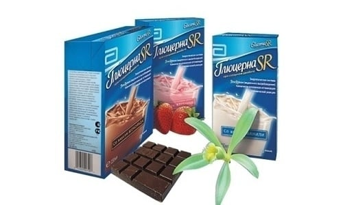 Препарат выпускается в продажу в форме порошка со вкусом шоколада, клубники или ванили