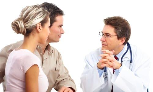 При планировании беременности лекарство Глюкванс подлежит отмене