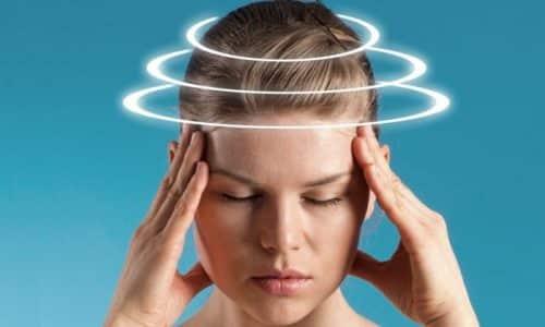 Пациенты, получающие МП, должны быть проинформированы о риски возникновения головокружения и головной боли в этот период