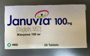 Янувия как средство для лечения сахарного диабета