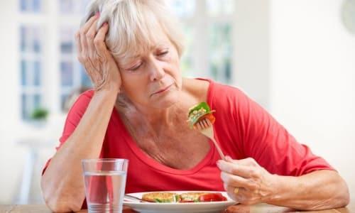 После приема препарата нередко появляется извращение аппетита (ощущение вкуса металла)