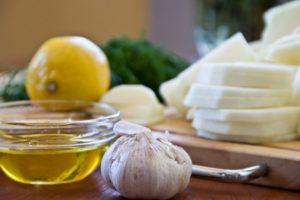 Чеснок и лимон против атеросклероза