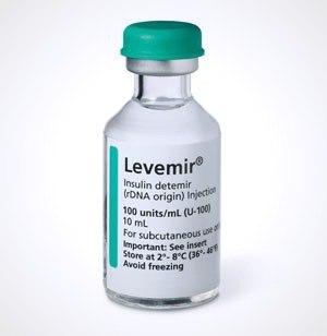 Инсулин Левемир