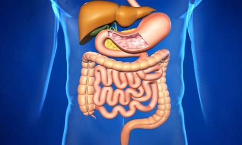 Со стороны желудочно-кишечного тракта в качестве побочных действий может возникнуть рвота, диарея, боли в животе